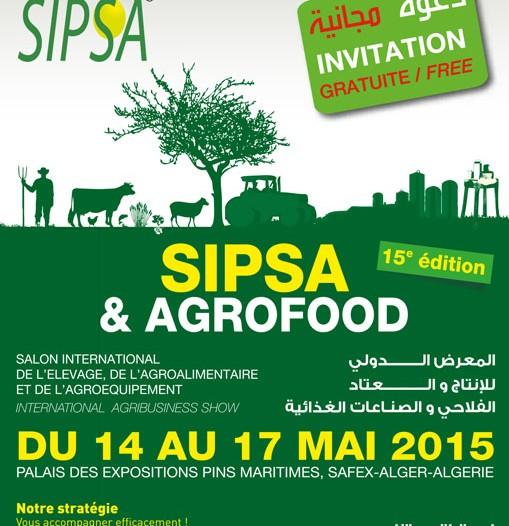 Visit us at Sipsa 2015