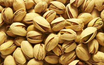 Mecafa presents its new line of machinery for processing of pistachios and almonds