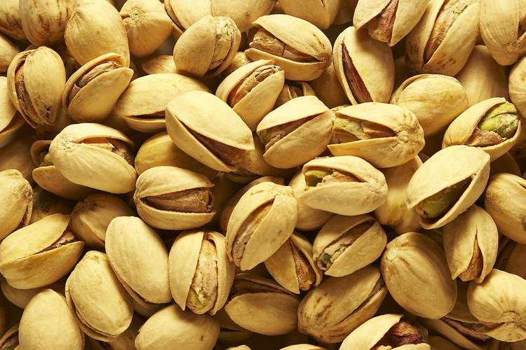 Mecafa presenta su nueva linea de maquinaria para procesado de pistachos y almendras