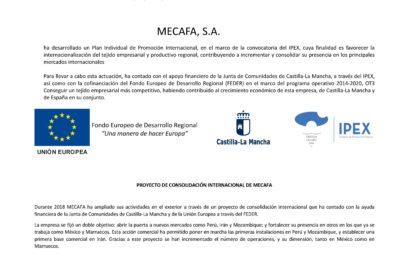 Plan Internacionalización IPEX